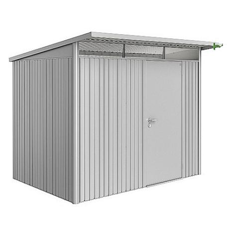 Biohort Zahradní domek BIOHORT AvantGarde A5 260 x 180 (stříbrná metalíza)