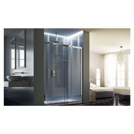 HOPA Sprchové dveře MAYA Barva rámu zástěny Hliník leštěný, Rozměr A 180 cm, Směr zavírání Unive