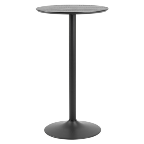 Dkton Barový stůl Neesha černý