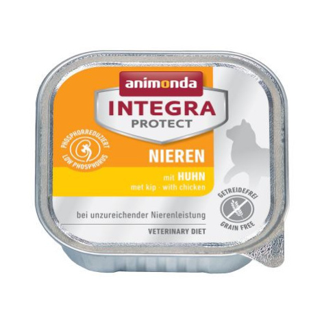 Animonda Integra Protect Adult Nieren (ledviny) mističky 24 x 100 g - s kuřecím