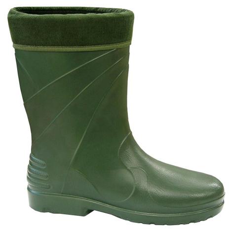 Dámská obuv Alaska Eva zelená 869; rozm. 38 BAUMAX