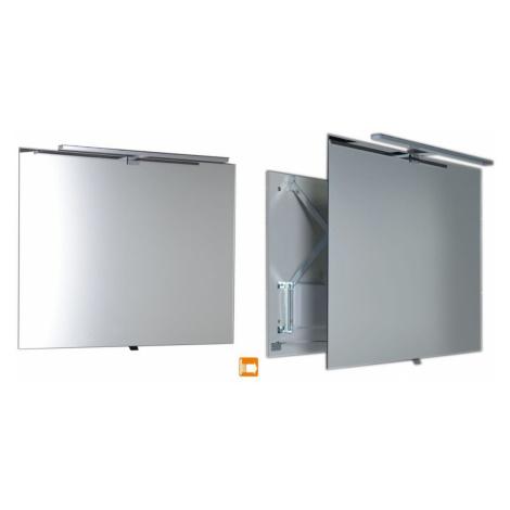 Zrcadlo s LED osvětlením Sapho Tira 80x60 cm TR080