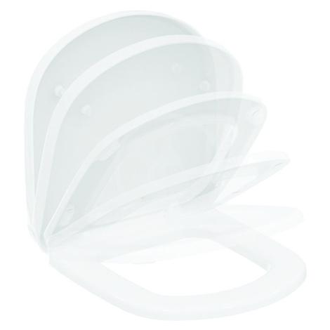 IDEAL STANDARD Tempo WC sedátko softclose, 366x428x27 mm, bílá T679301