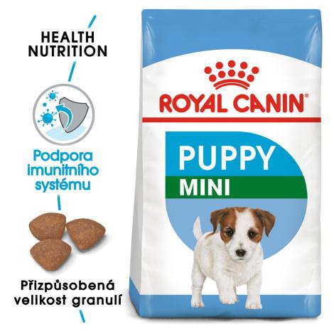 Royal Canin Mini Puppy - granule pro malá štěňata - 4kg