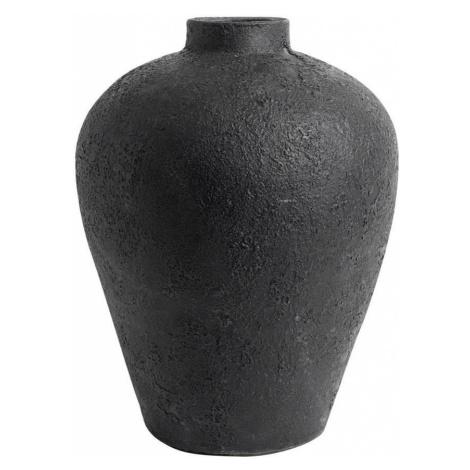Muubs, Váza Luna 40 cm   černá