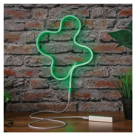 Paulmann Paulmann LED pásek Neon Colorflex USB 1m zelený