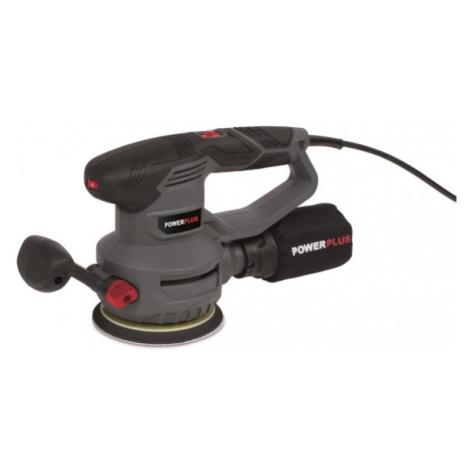 PowerPlus POWE40030 - Excentrická bruska 450 W