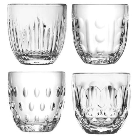 Sada 4 skleněných pohárů La Rochère Gobelet, 230 ml La Rochére