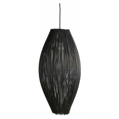 Lustr Fishtrap 66 cm | černá Muubs
