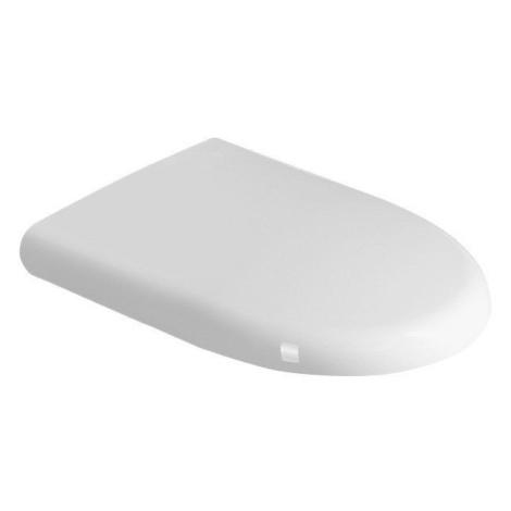 AQUALINE TALIN WC sedátko, bílá NDPB101-1