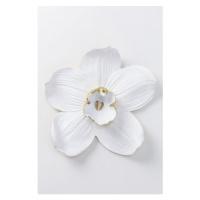 Dekorace na zeď Orchid White 54 cm