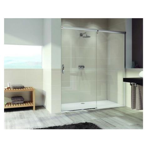 Sprchové dveře 180x200 cm pravá Huppe Aura elegance chrom lesklý 401520.092.322