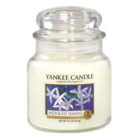 Svíčka YANKEE CANDLE 411g Midnight Jasmine