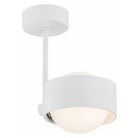 EULUNA LED koupelnové stropní světlo Macedo 1 zdroj bílé