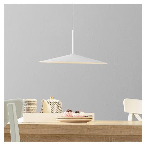 Linea Light LED závěsné světlo Poe Plus, bílá