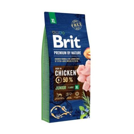Brit Premium by Nature Junior XL - 15 kg