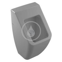 VILLEROY & BOCH Venticello Odsávací pisoár, 285x545x315 mm, DirectFlush, CeramicPlus, Glossy Bla