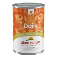 Výhodné balení Almo Nature Daily Menu 12 x 400 g - hovězí