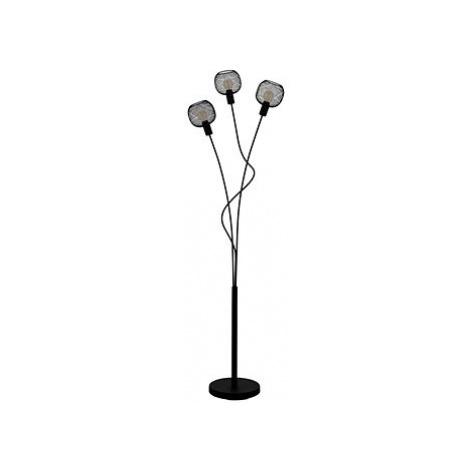 Eglo 43377 - Stojací lampa WRINGTON 1 3xE14/40W/230V
