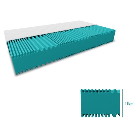 AKCE Pěnová matrace DELUXE 120 x 200 cm SLEVA 800 Kč