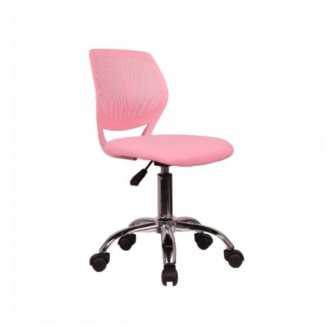 Kancelářská židle SELVA Tempo Kondela Šedá
