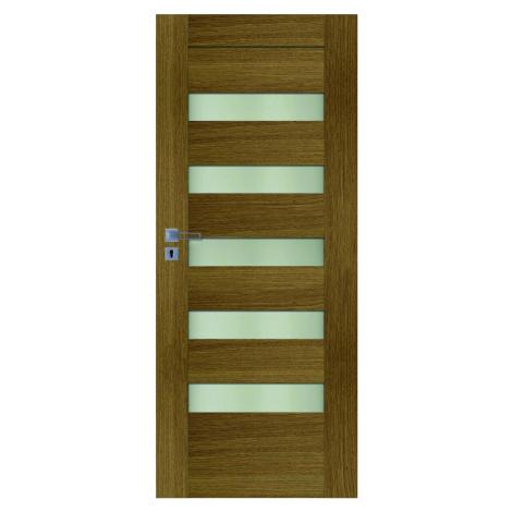 Interiérové dveře Naturel Accra levé 70 cm dub ACCRADP70L