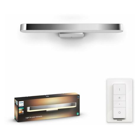 Hue LED White Ambiance Nástěnné koupelnové svítidlo Philips Adore BT 34177/11/P6 40W 3000lm 2200