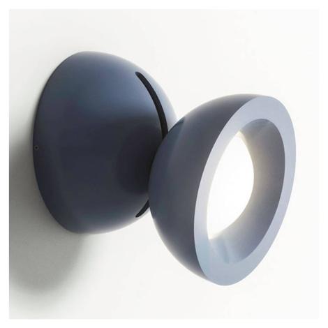 Axo Light Axolight DoDot LED nástěnné světlo, modrá 46°