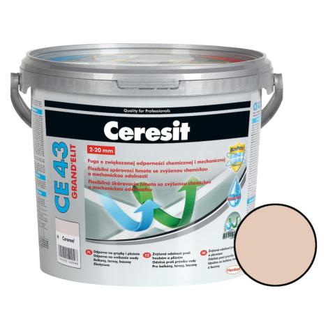 Spárovací hmota Ceresit CE 43 bahama 5 kg CG2WA CE43543