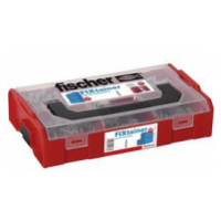 532892 FIXtainer - SX-Dubel-Box Množství 210 díly 06 Rozsah dodávky 120x hmoždinka SX 6 · 60x hm
