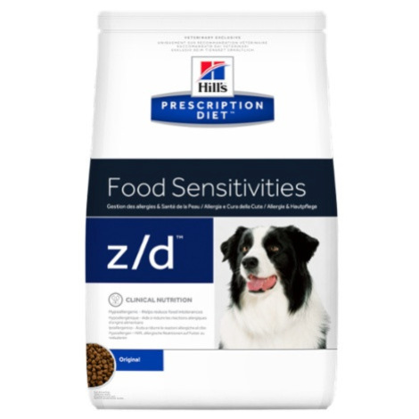 Hill´s Prescription Diet Canine z/d Ultra Allergen Free 10kg Hill's Science Plan