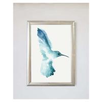 Obraz Piacenza Art Dove Left, 30 x 20 cm