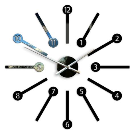 Moderní nástěnné hodiny METRO HMCNH063