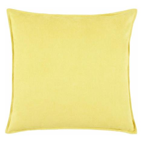 Polštář Ozdobný Nizza Žlutá, 60/60cm Möbelix