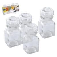 ORION domácí potřeby Kořenka sklo sklenička TK150 4 ks