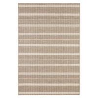 Hnědý koberec vhodný i na ven Elle Decor Brave Laon, 80 x 150 cm