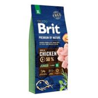 Brit Premium by Nature Junior XL - Výhodné balení: 2 x 15 kg
