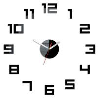 Moderní nástěnné hodiny DIGIT NH029