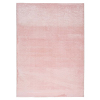 Růžový koberec Universal Loft, 80 x 150 cm