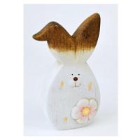Velikonoční keramický zajíček Floret