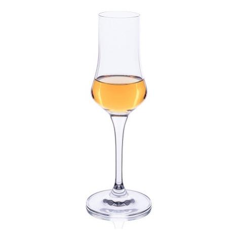 Rona GRAPPA sklenice na destiláty 100 ml, 6 ks