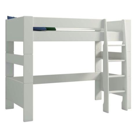 Sconto Patrová postel FOR KIDS 614 bílá, 90x200 cm