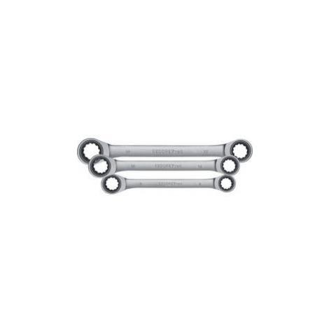 Sada oboustranných ráčnových klíčů Gedore RED R07405006, 6dílná 3300898