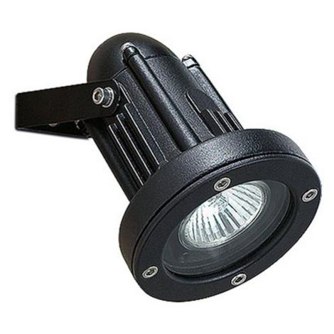 LEDS-C4 Otočné venkovní bodové osvětlení Helio černé