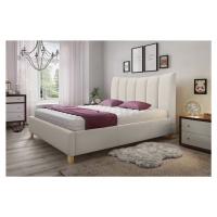 Confy Designová postel Amara 160 x 200 - 7 barevných provedení