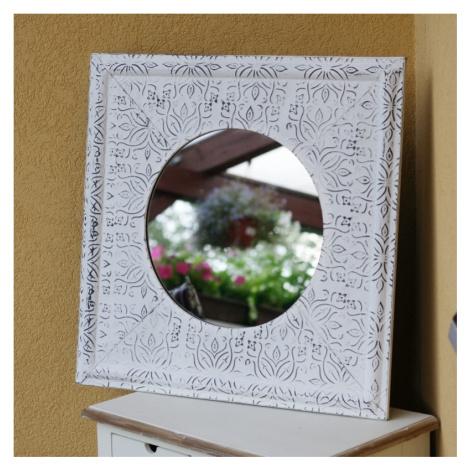 Zrcadlo s ornamenty 60x60x3cm NOVAline