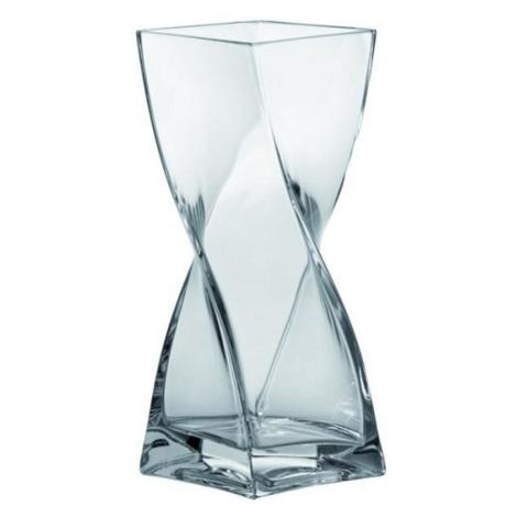 Leonardo VÁZA, sklo, 25 cm
