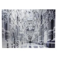 Skleněný obraz Velký zrcadlový sál Versailles