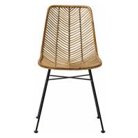 Muzza židle lena přírodní