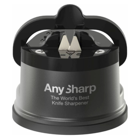 Brousek na nože AnySharp Pro, tmavě šedý